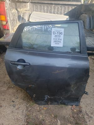 2010 Toyota Matrix Right Door Parts! for Sale in Heath, TX