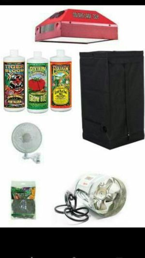 LED GROW TENT for Sale in West Palm Beach, FL