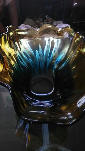 Glass Center Piece for Sale in San Diego, CA