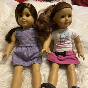 AUTHENTIC American Girl Dolls for Sale in Gilbert, AZ