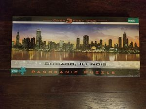 Chicago, Illinois 750 Piece Panoramic Puzzle for Sale in Nashville, TN