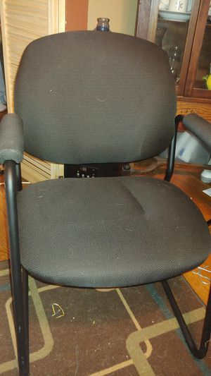 Black office chairs for Sale in Chesapeake, VA