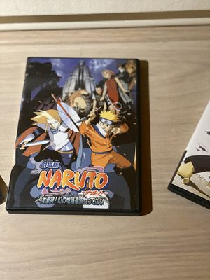 Naruto DVD Package for Sale in San Diego, CA