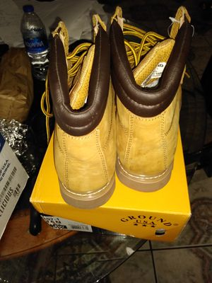 Work Boots For Sale! for Sale in North Miami, FL