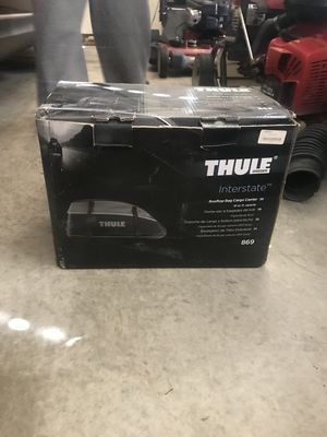 Thule rooftop carrier for Sale in Fort Mitchell, AL