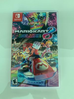 Mario Kart 8 Deluxe Nintendo switch for Sale in Miami, FL
