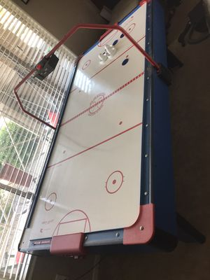 Now $125.00 !Air hockey table. In good used condition. for Sale in Goodyear, AZ