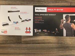 Multi gym pull up bar for Sale in Taylor, MI