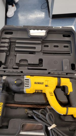 Roto hammer drill for Sale in Port Richey, FL