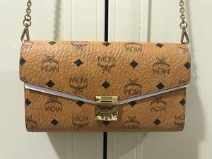 Authentic MCM Visetos Crossbody Bag for Sale in Torrance, CA