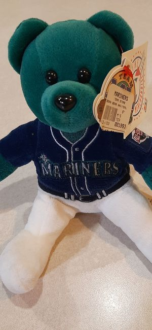 Seattle mariners beanie baby for Sale in Kent, WA