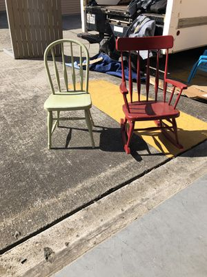 Kids chairs for Sale in Vallejo, CA