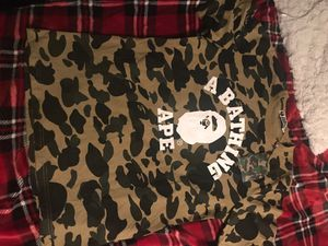 Bape camo shirt for Sale in San Mateo, CA