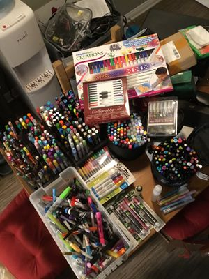 Art supplies for Sale in Colton, CA