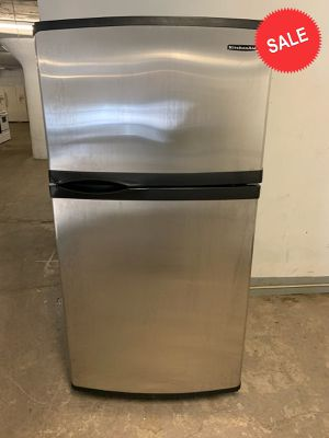 🌟🌟 Refrigerator Fridge KitchenAid Delivery Available #1353🌟🌟 for Sale in Villages of Dorchester, MD