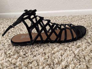 Black sandals for Sale in Tempe, AZ