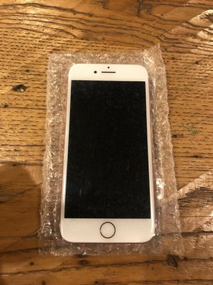 Iphone 7 128 GB Unlocked Rose Gold for Sale in Silver Spring, MD