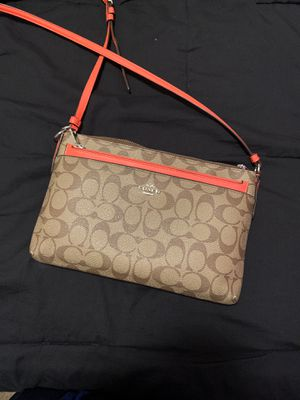 Coach bag with wallet for Sale in South Euclid, OH