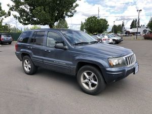 2004 Jeep Grand Cherokee for Sale in Beaverton, OR
