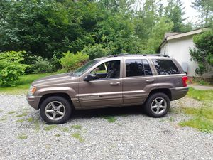 2001 Jeep Grand Cherokee Limited 4.7L V8 for Sale in Ravensdale, WA