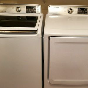 Samsung Washer And Dryer for Sale in Chesapeake, VA