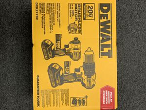 Dewalt Impact/Compact Drill Set for Sale in Los Angeles, CA