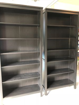 Dark Brown Bookshelves for Sale in Germantown, MD