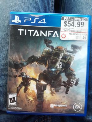 Titanfall 2 PS4 for Sale in West Palm Beach, FL