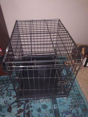 Dog Cat Pet Cage Kennel 24inD20inH18inW for Sale in Tampa, FL