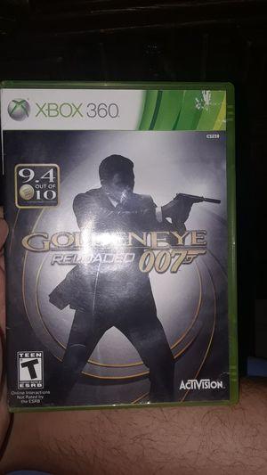 Golden Eye 007 (Xbox 360) for Sale in Hialeah, FL