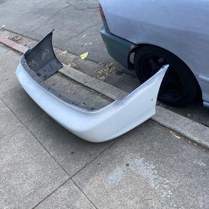 Acura 95 Rear Bumper for Sale in Los Angeles, CA