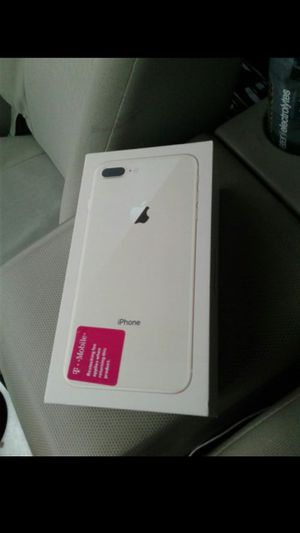 IPhone 8 pluse for Sale in Detroit, MI