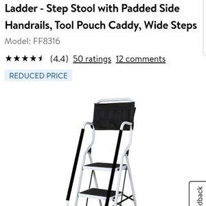 4 Steps Safety ladder for Sale in Middletown, CT
