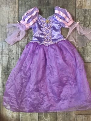 Rapunzel - Tangled - Dress - Princess - Disney - Size 7/8 •If Is Posted Is Available• for Sale in Grand Island, FL