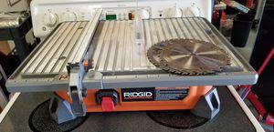 Tile saw for Sale in Rockville, MD
