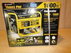 Trades Pro 1600 Watt Generator for Sale in Portland, OR