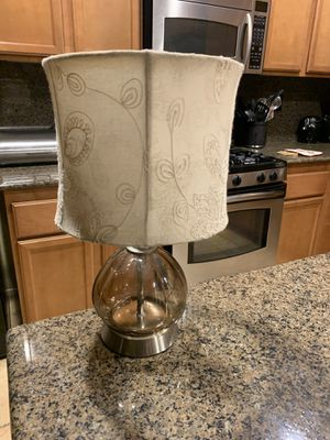 Table lamp for Sale in March Air Reserve Base, CA