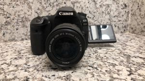 Canon 80D for Sale in Fresno, CA