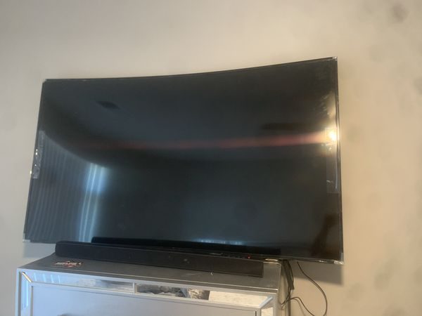 Samsung 65 Inch Curved Smart TV