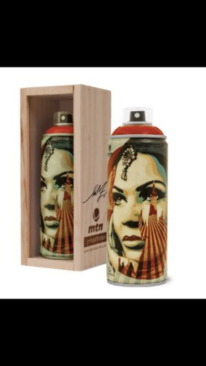 Shepard fairey obey Montana spray can for Sale in Buena Park, CA