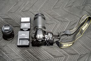 Nikon D3500 for Sale in Washington, DC