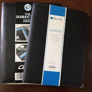 Brand new padfolio bundle set (2) for Sale in Kansas City, KS