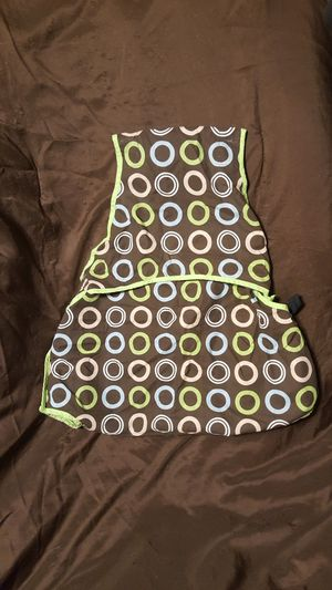 Cloth over the chair highchair for Sale in Charlotte, NC