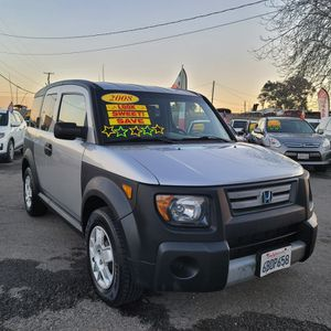 2008 HONDA ELEMENT AUTOMATIC TRANSMISSION. STAR AUTO SALES. 514 CROWS LANDING RD. MODESTO for Sale in Modesto, CA