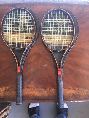 Dunlop graphite tennis rackets for Sale in Mesa, AZ