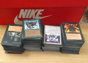 Over 500 magic the gathering cards for Sale in Bakersfield, CA