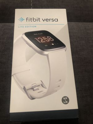 Fitbit versa lite edition for Sale in Philadelphia, PA