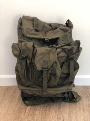 Utility Military Backpack (camping, hiking, backpacking) for Sale in San Diego, CA