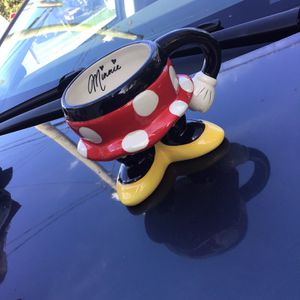 Vintage Minnie Mouse Drinking Mug Or Plant Holder 🌱 for Sale in Fort Lauderdale, FL