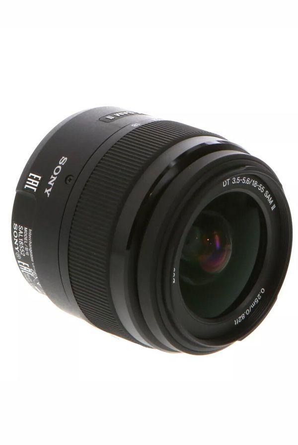 Sony a7ii mirrorless camera